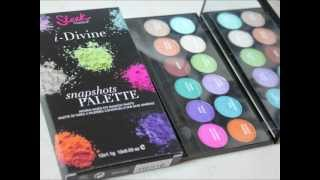 Sleek SnapShot Eyeshadow Palette Swatches Thumbnail