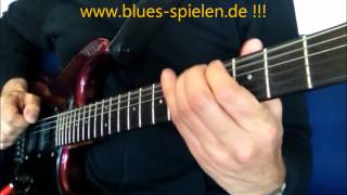 electric guitar video workshop - pentatonic licks 1