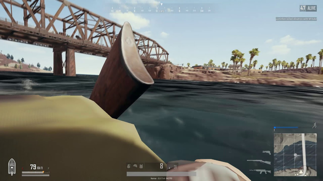 JETSKI IN PUBG! New test server update!