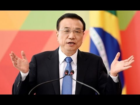Chinese Premier Li Keqiang in Brazil to Unveil $50 Billion in Investments