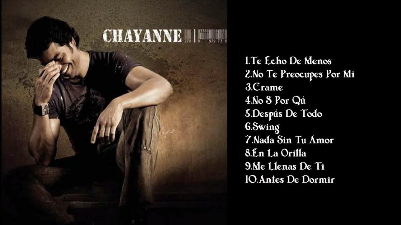 Chayanne Sincero