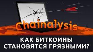 Как биткоины становятся «грязными»: всевидящее око Chainalysis