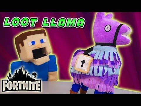 FORTNITE LOOT LLAMA PLUSH IS HERE! Funko Bootleg In Real Life! & Pokemon Walgreens Cards Surprise!