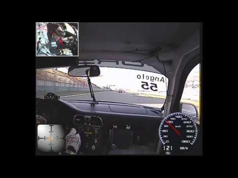 PS Racing-PCCA 2012-Angelo Negro-Shanghai F1 Circuit-R10-Nov 11