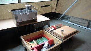 Military BBQ Box Conversion