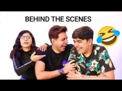 Ri vlogs funny behind the scenes | Rimorav Vlogs | Vamily ...