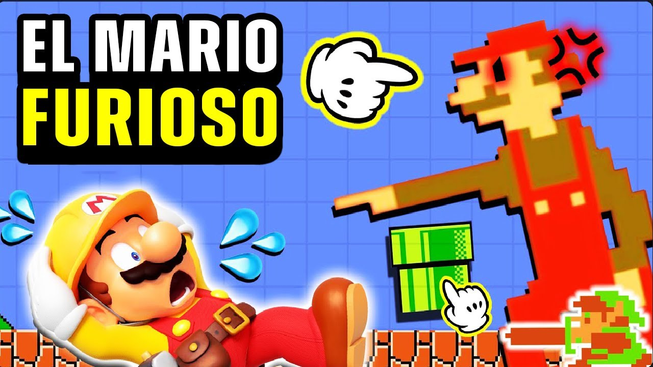 Download 25 Secretos INCREÍBLES ⚠️ Super Mario Maker 2 (Curiosidades)