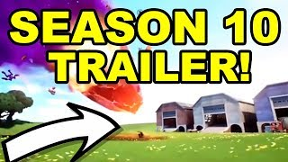 FORTNITE SEASON 10 TRAILER FUITE!!! PRISON, DUSTY DEPOT, ANARCHY ,GREASY ,FACTORIES , ALL BACK!