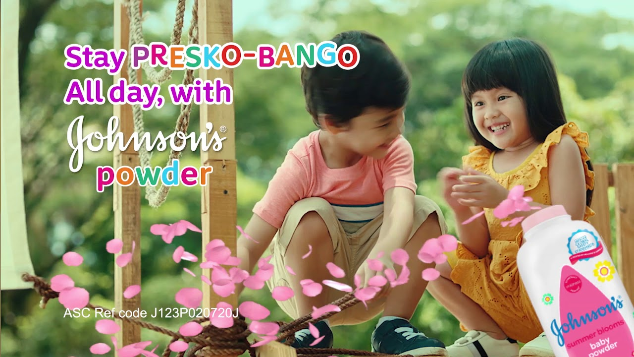 Stay Presko-Bango with Johnsons