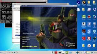 How to install Amxmodx Counter Strike HLDS Server + dproto Part 1