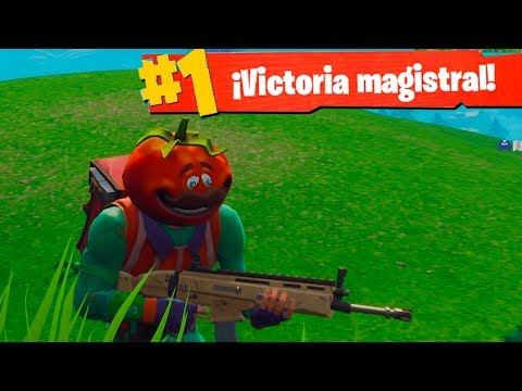 *TOMATOIDE* LA MEJOR SKIN de FORTNITE: Battle Royale