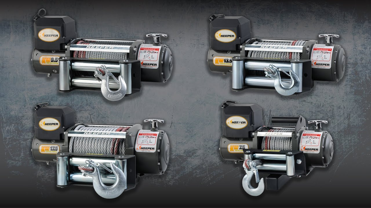 Keeper Kw Winch Family Youtube Wiring Diagram