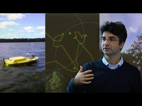 RI Seminar: Ibrahim Volkan Isler : Robotic Data Gathering in the Wild