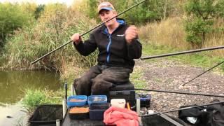 ***Coarse & Match Fishing TV*** Warren Martin's Top Tips for Autumn