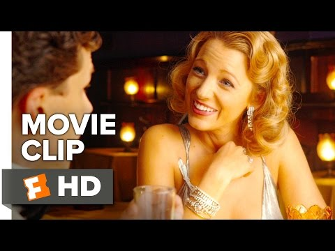 Café Society Movie CLIP - Veronica in Jazz Club (2016) - Blake Lively Movie