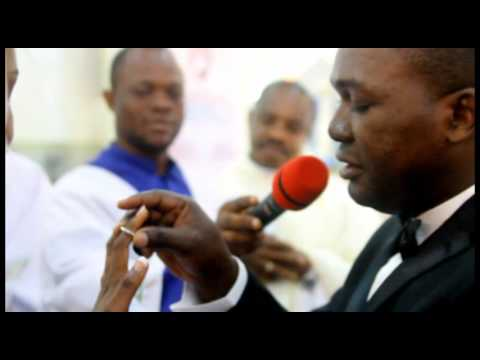 Download Gloria And Ehis.  A Nigerian White wedding Video Highlight By Ose Ehizokhale