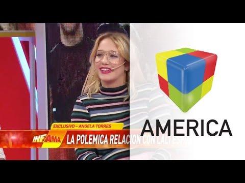 Ángela Torres: Me tengo que cuidar de cada palabra porque Lali tiene unas fans...