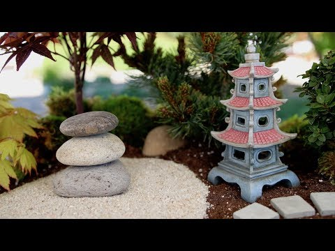 Zen Garden Inspiration // Garden Answer
