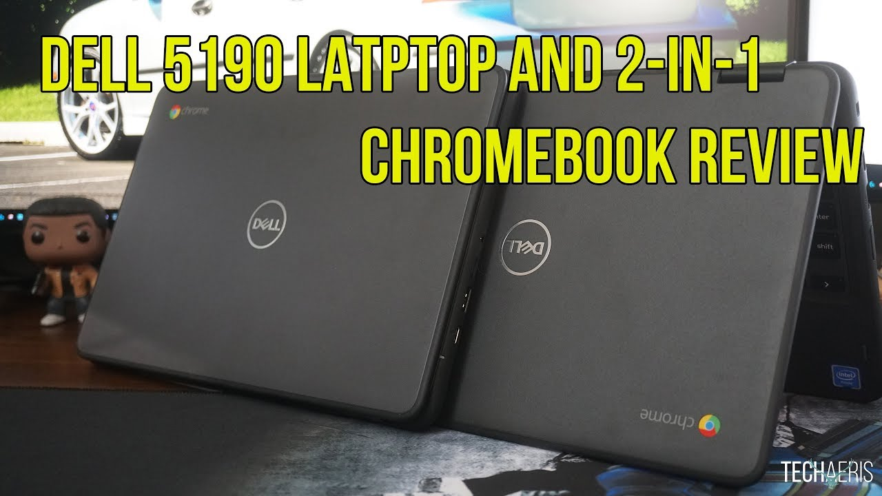 Dell Chromebook 5190 Series