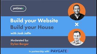 OnlineX: Build your Website, Build your House