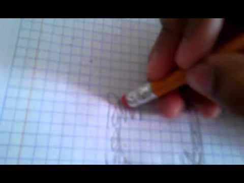 como dibujar a old foxy de fnaf 2  1 parte