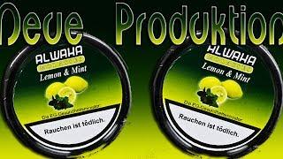 AL WAHA ZITRONE MINZE (Neue Produktion) 2013