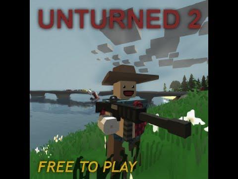 Unturned 2 скачать игру торрент