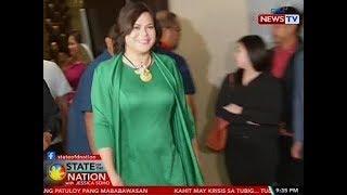 SONA: Thanksgiving dinner ng Hugpong Ng Pagbabago, pinangunahan ni Davao City Mayor Sara Duterte