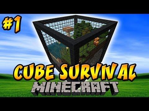 CUBE ISLANDS [Ep.1] ★ Minecraft Survival