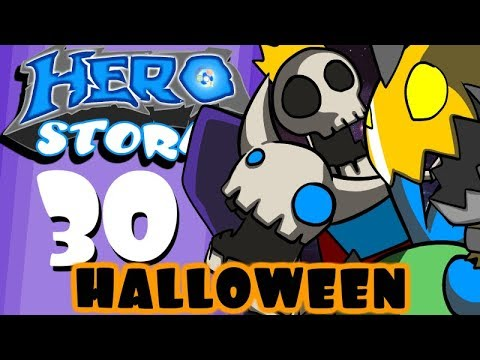 HeroStorm Ep 30 Five Nights At Braxis