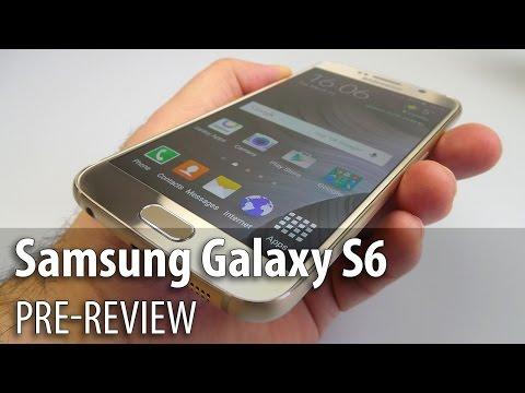 Samsung Galaxy S6 Review (Full HD/ English) - GSMDome.com