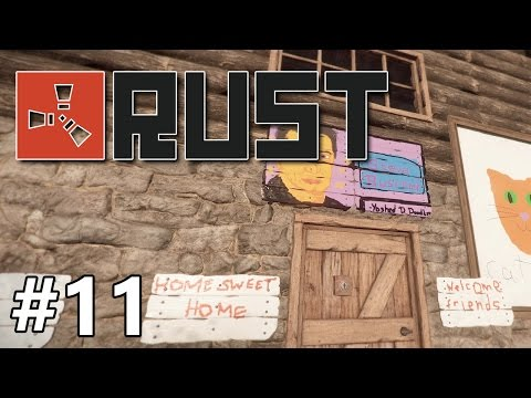 Rust - A Funeral to Remember - PART #11