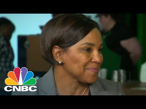 Starbucks COO Rosalind Brewer On Philadelphia Arrests And Youth Outreach | CNBC