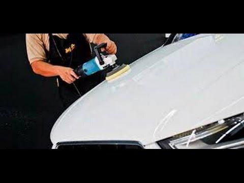 Полировка Авто (белый цвет)
