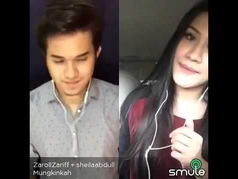 Mungkinkah by Sheila Abdul - ZarollZariff & Sheila Abdul (Smule Malaysia)