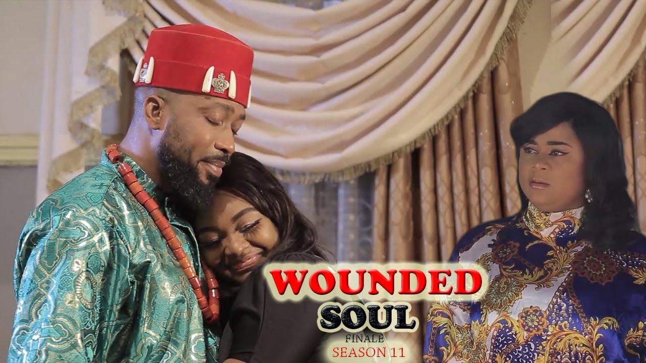 Download WOUNDED SOUL [OFFICIAL SEASON 11]  Fredrick Leonard & Uju Okoli  2021 New Trending Nigeria HD Movie