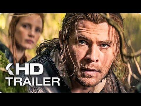 THE HUNTSMAN: Winter's War Trailer 3 (2016)
