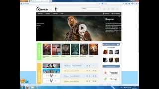 Как смотреть сериалы онлайн на TVfeed.in