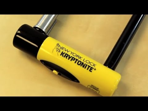 Kryptonite New York Standard Bike U-Lock