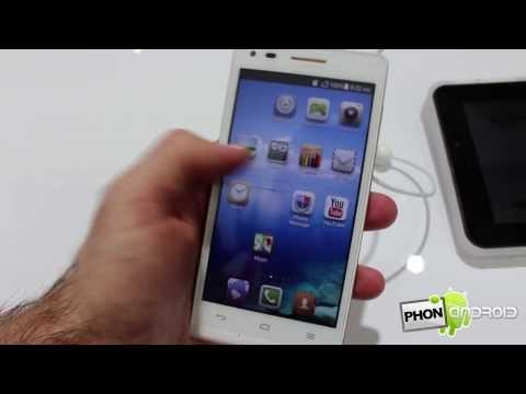 Huawei Ascend G6 4G Prise en main - par Phonandroid.com