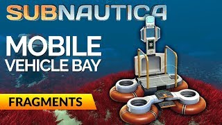 Download lagu Mobile Vehicle Bay Fragments SUBNAUTICA MP3