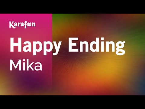 Karaoke Happy Ending - Mika *