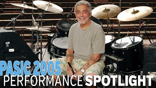 Steve Gadd: PASIC 2005, Late in the Evening