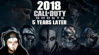 CALL OF DUTY GHOSTS IN 2018