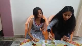 The pani puri challenge