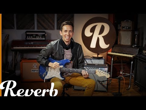 Cory Wong of VULFPECK on Drives, Compressors & Stratocasters  Reverb