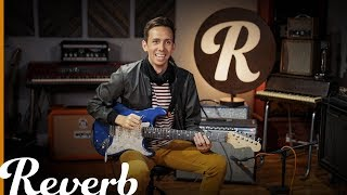 Cory Wong of Vulfpeck on Drives, Compressors & Stratocasters | Reverb Interview