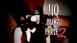 HARLEY QUINN Vlogs - 2da PARTE - Grecia Villar Cosplay