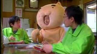 ユキポンのお仕事 第1話 (2007/04/02) WORKING CAT A GO! GO! #1.