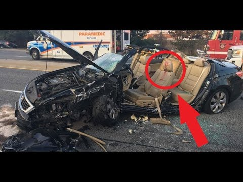 Car Crash Compilation 2017/2018 HD! [Germany,USA,Russia,More]
